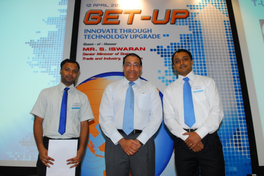 Technology for Enterprise Capability Upgrading (T-UP)